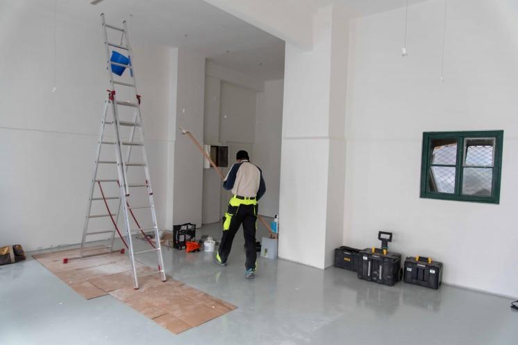 Nový dobročinný obchod Cesta domů v Bělohorské ulici 74.