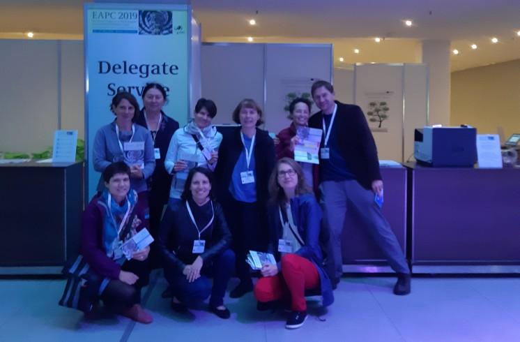 Cesta domů na kongresu EACP v Berlíně 2019