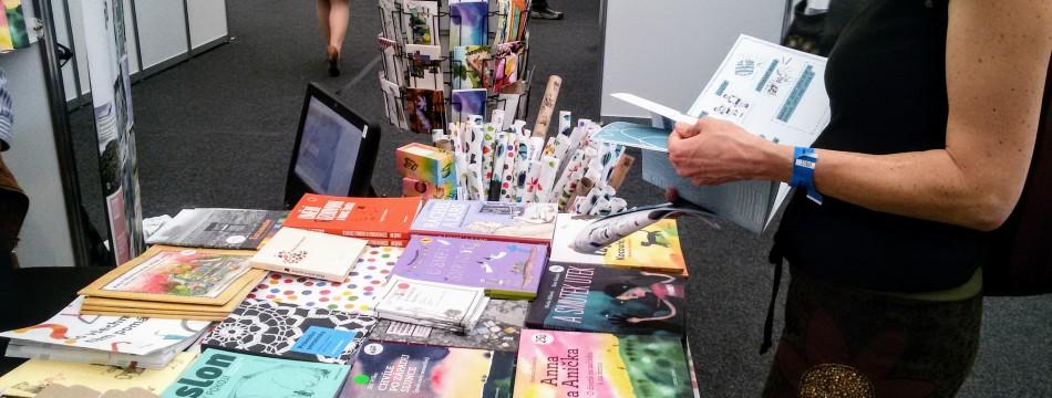 Nakladatelství Cesta domů na veletrhu Svět knihy 2017