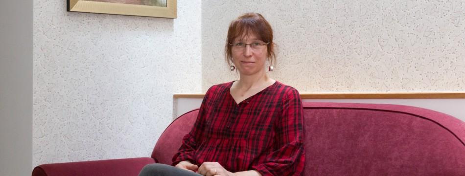 Magdalena Ondrová | foto Jan Šilar