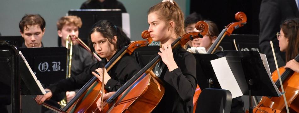 foto: Oak Bay High School Band