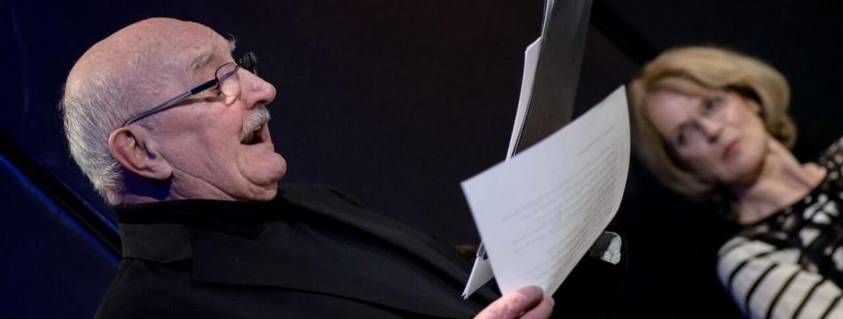 Adventní čtení ve Viole