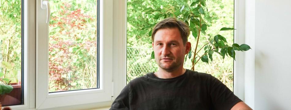Pavel Duba, vedoucí podpůrných služeb Cesty domů