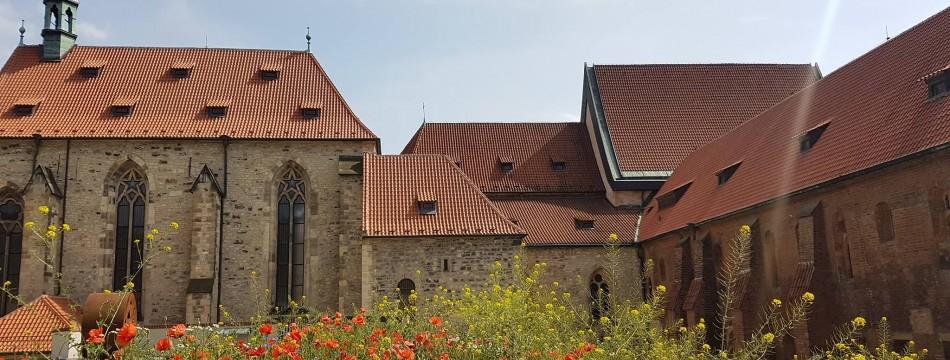 Zahrady Anežského kláštera