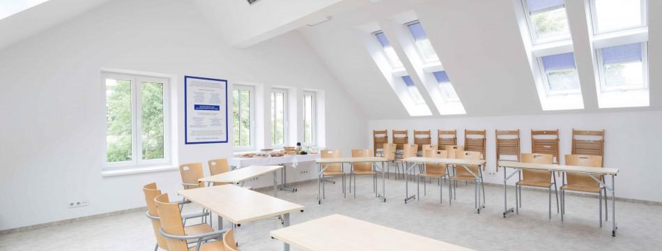 Vzdělávací centrum Cesta domů_přednášková místnost