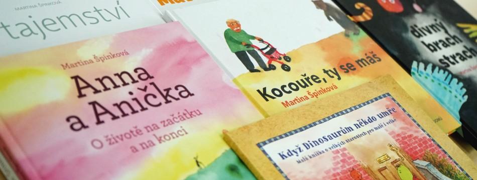 Knihy pro děti z nakladatelství Cesta domů