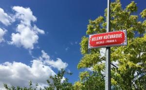 Nové sídlo Cesty domů stojí v ulici Heleny Kočvarové