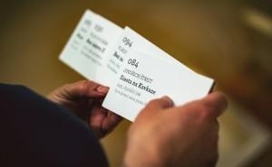 Benefiční aukce Cesty domů 2018 | foto: Daniela Dahlien Neumanová