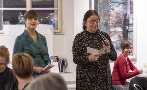 Výstava děl online aukce 2019