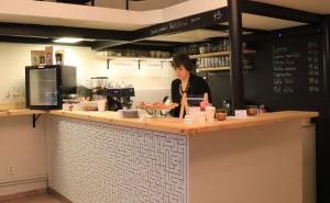 Dobročinná kavárna Cesta domů