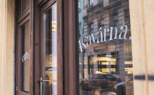 Kavárna Cesta domů v Soukenické ulici