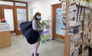 Na jaře roku 2020 jsme kvůli opatřením proti šíření epidemie covid-19 proměnili způsob fungování našich služeb přímé péče o pacienty, nedošlo ale k jejich omezení.