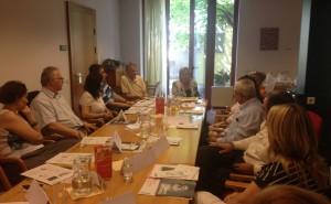Mezinárodní setkání ve Vídni