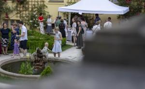 Večer pro dárce a příznivce Cesty domů ve Vrtbovské zahradě 2019_3