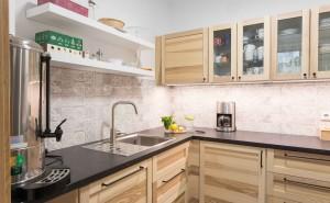 Vzdělávací centrum Cesta domů_součástí zázemí je kuchyňka