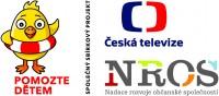 Sbírka Pomozte dětem organizovaná Českou televizí a Nadací rozvoje občanské společnosti
