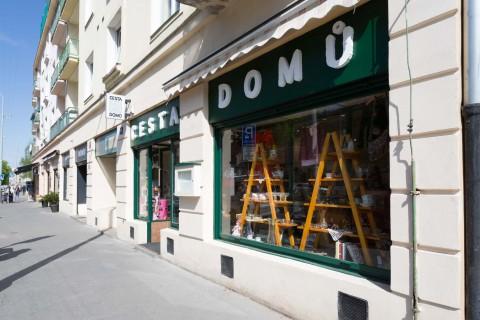 Dobročinný obchod Cesta domů na adrese Bělohorská 74, Praha 6